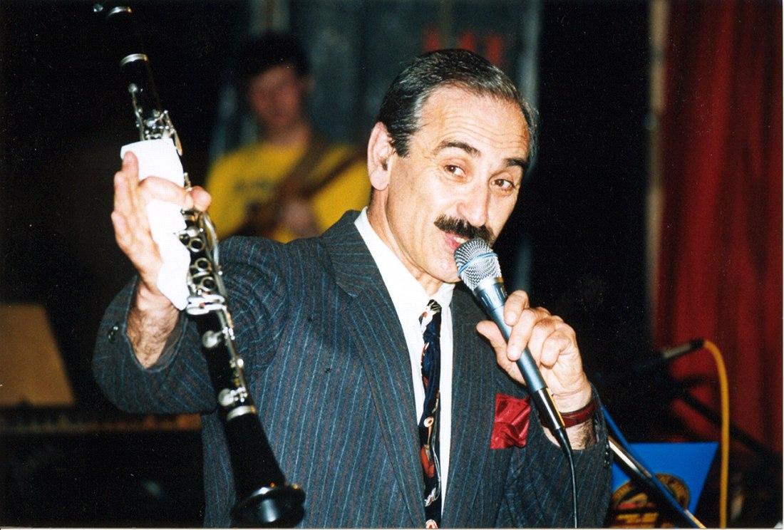 Геннадий Гольштейн, 1999 (фото © Константин Крупенин)