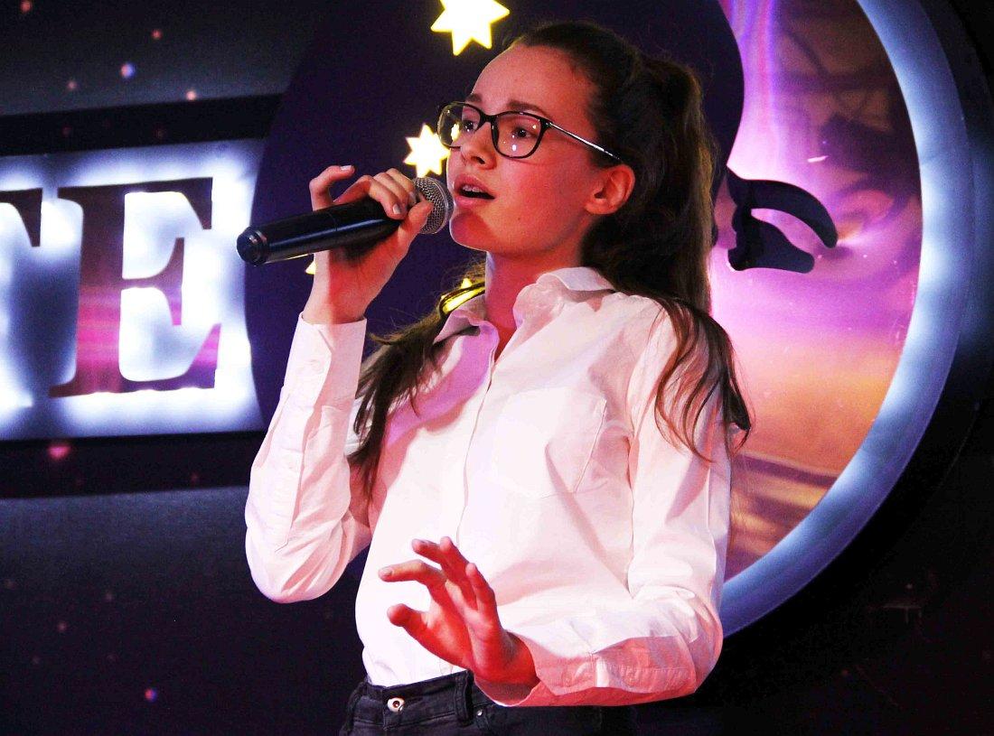 Конкурсное выступление 2017 г.: Варвара Дмитриева (Москва)