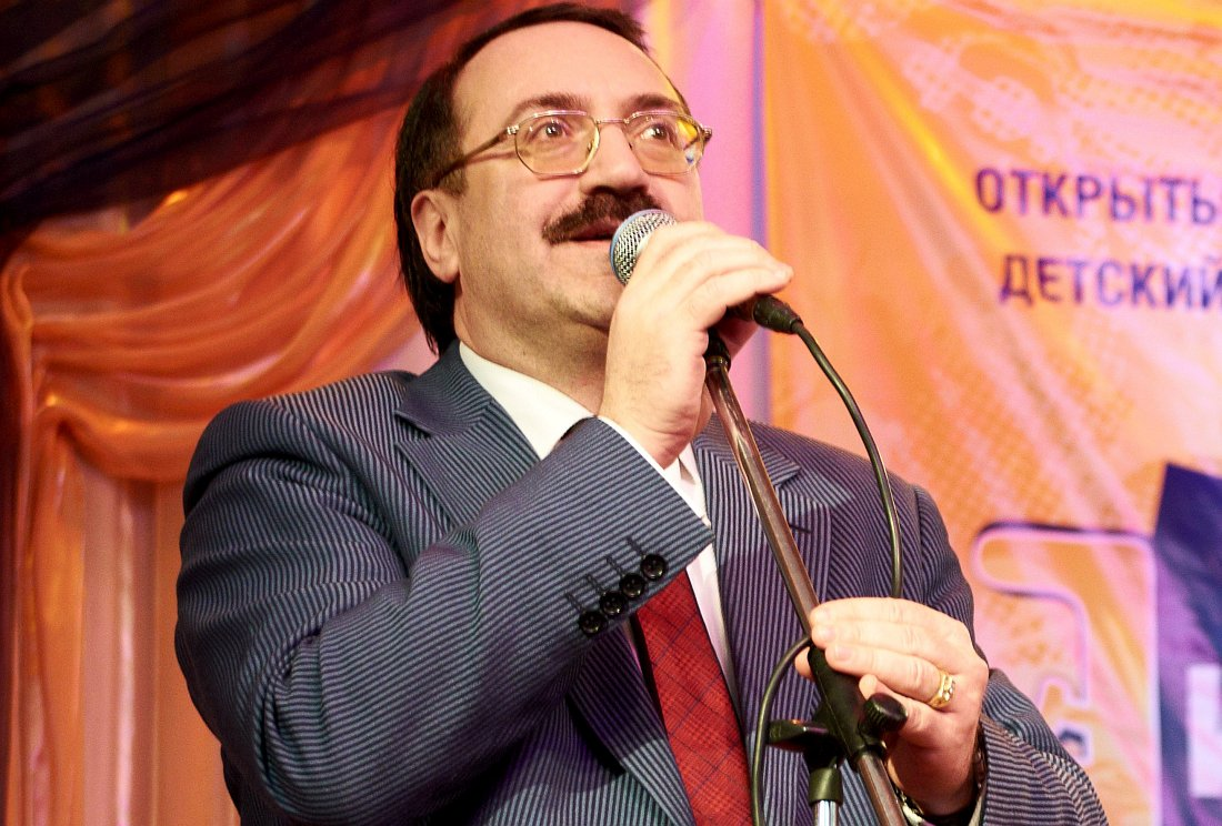 Председатель жюри Даниил Крамер