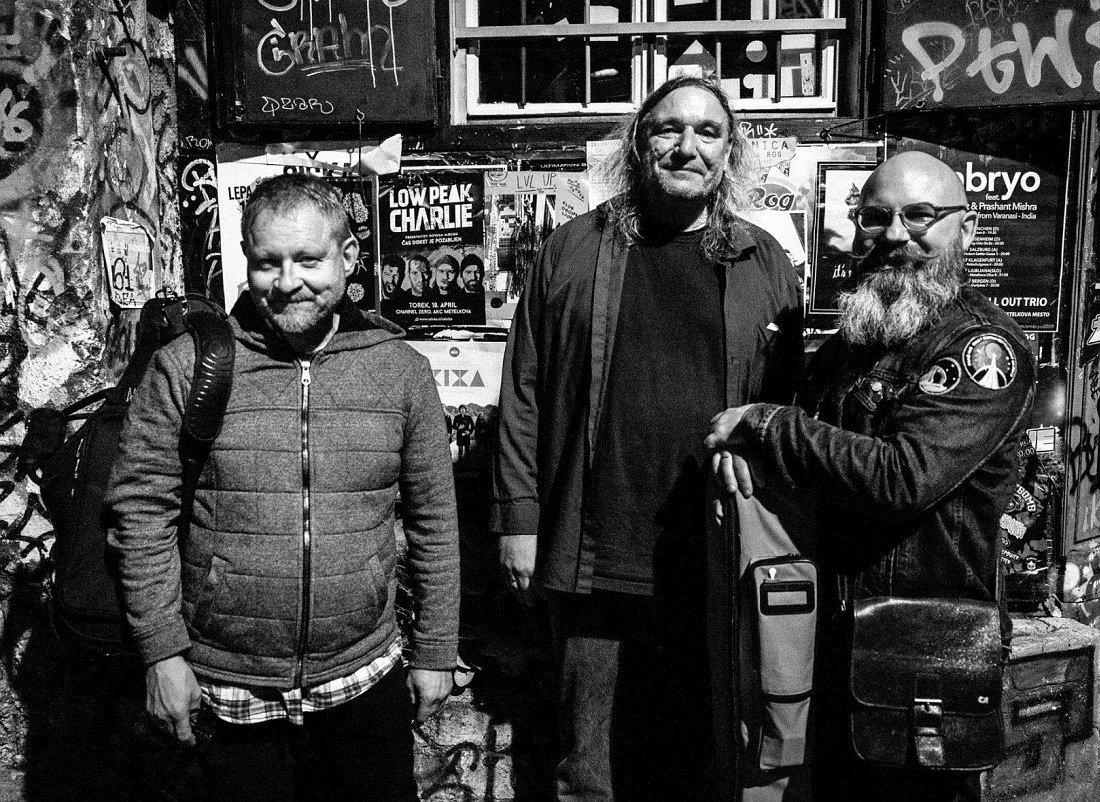 Mikołaj Trzaska, Peter Ole Jørgensen, Rafał Mazur (photo © Iztok Zupan)