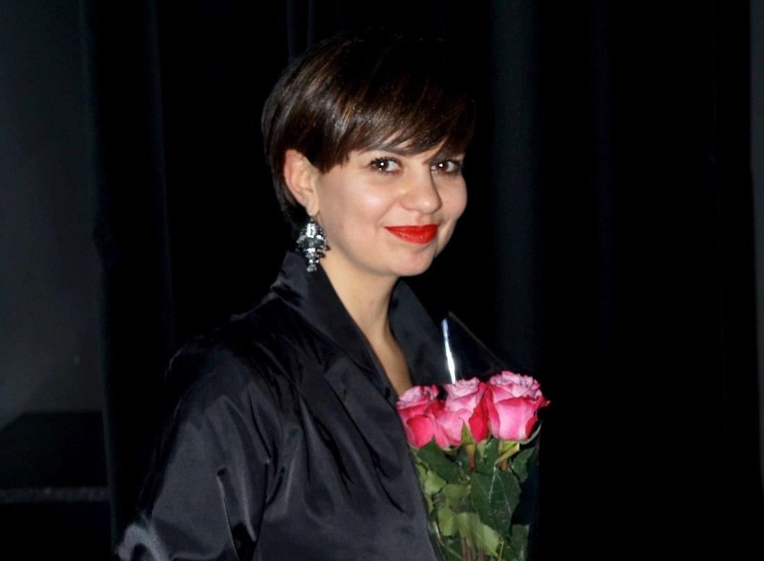 Анна Колчина