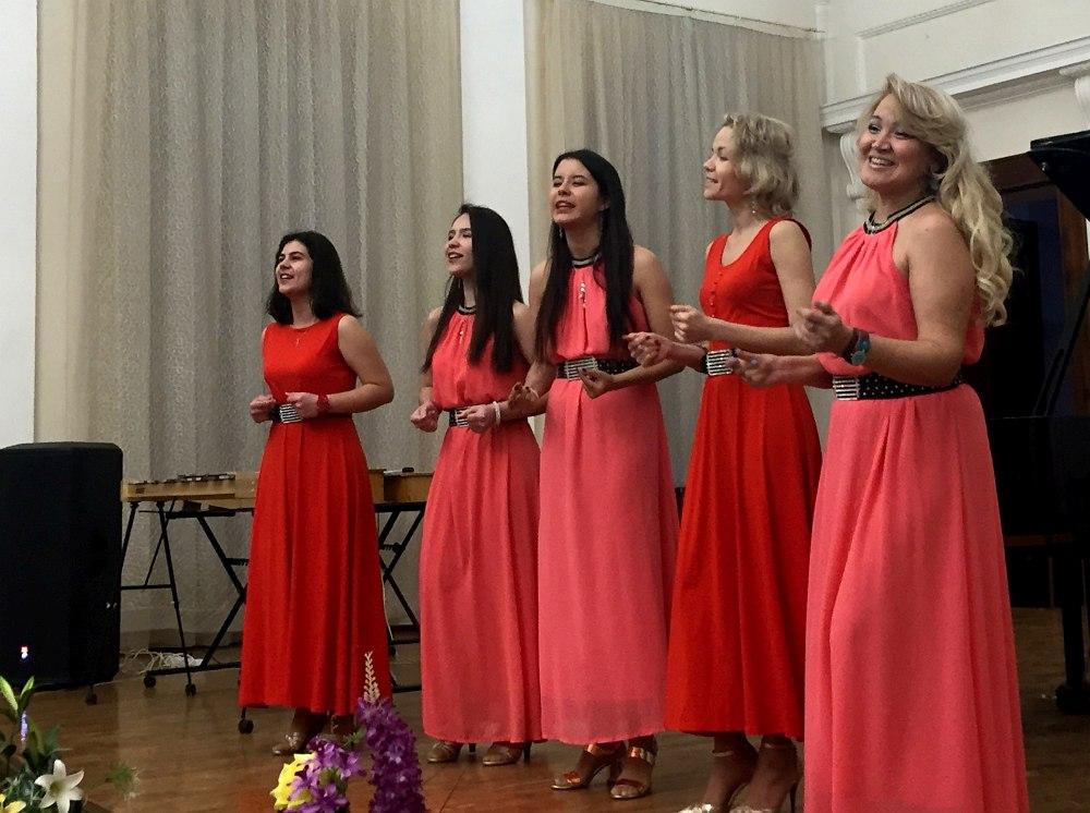 Гала-концерт конкурса «Остров Джаз», декабрь 2017