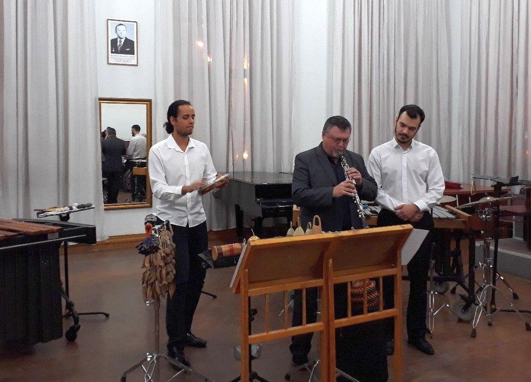 Второй концерт Лео де Паула