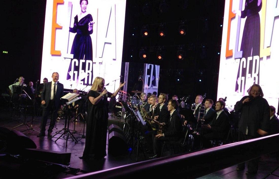 Концерт 25 ноября в зале «Градский Холл». Лариса Долина, Александр Градский