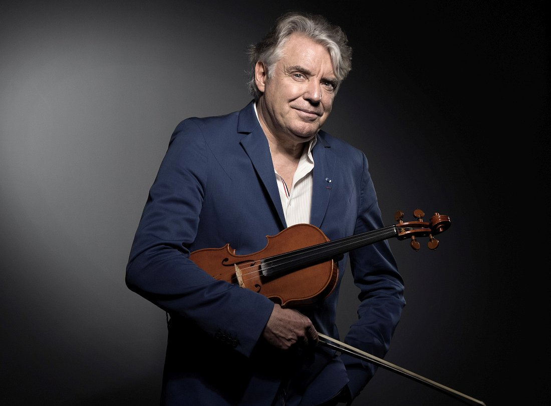 Didier Lockwood (photo © Joel Saget)