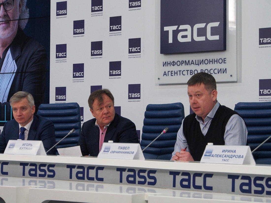 Александр Кибовский, Игорь Бутман, Павел Овчинников