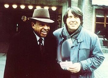 Лайонел Хэмптон и Анатолий Бабий, Германия, конец 1980-х