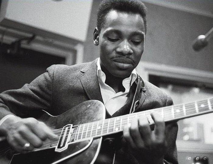Джордж Бенсон в 1960-е гг.