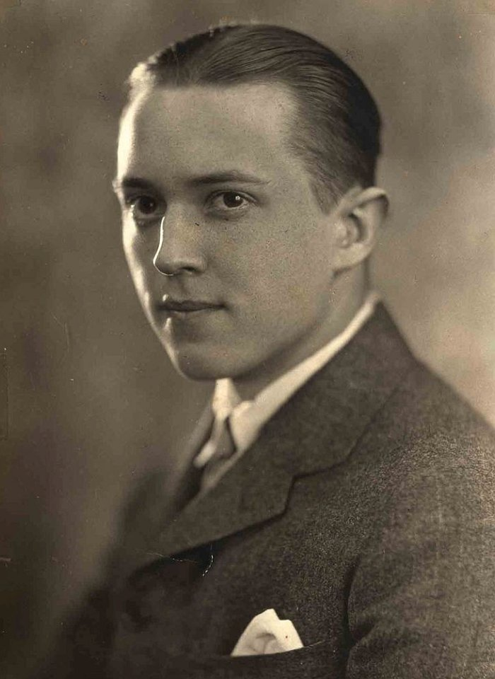 Бикс Байдербек, около 1927