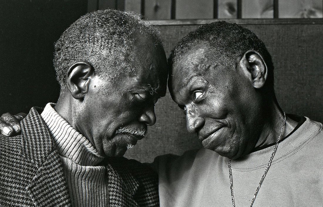 Hank Jones, Elvin Jones, 2005 (photo © John Abbott)