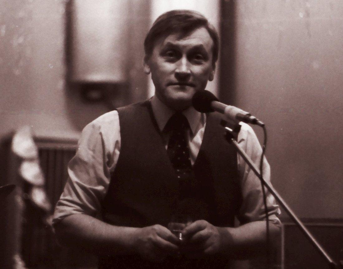 Юрий Козырев. Пущино, 1983
