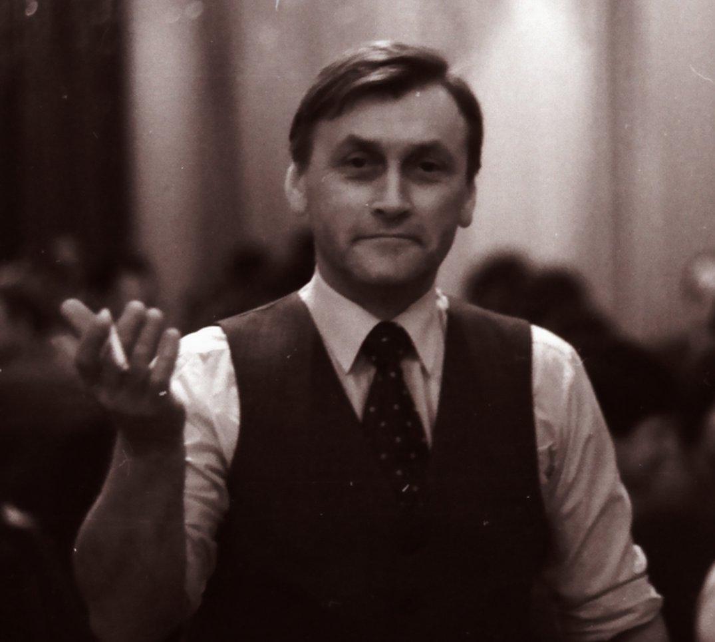 Юрий Козырев, Пущино, 1983