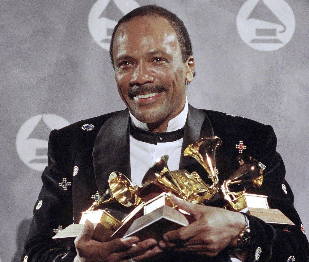 1991 год, вручение Grammy