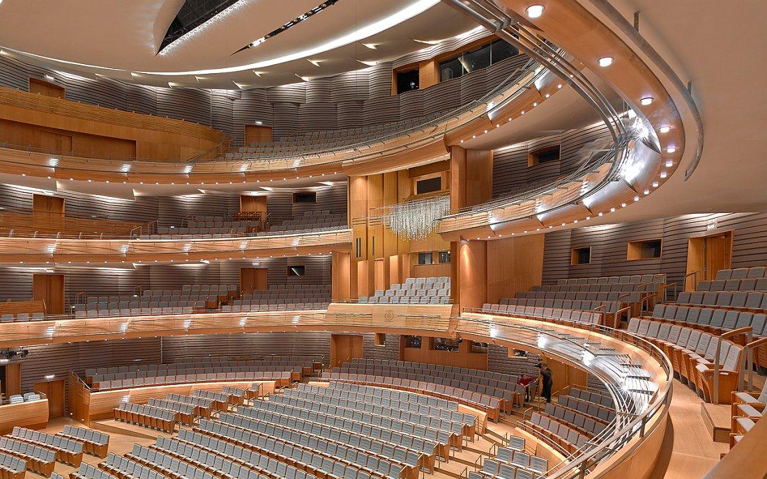 Новая сцена Мариинского театра («Мариинский-2»)