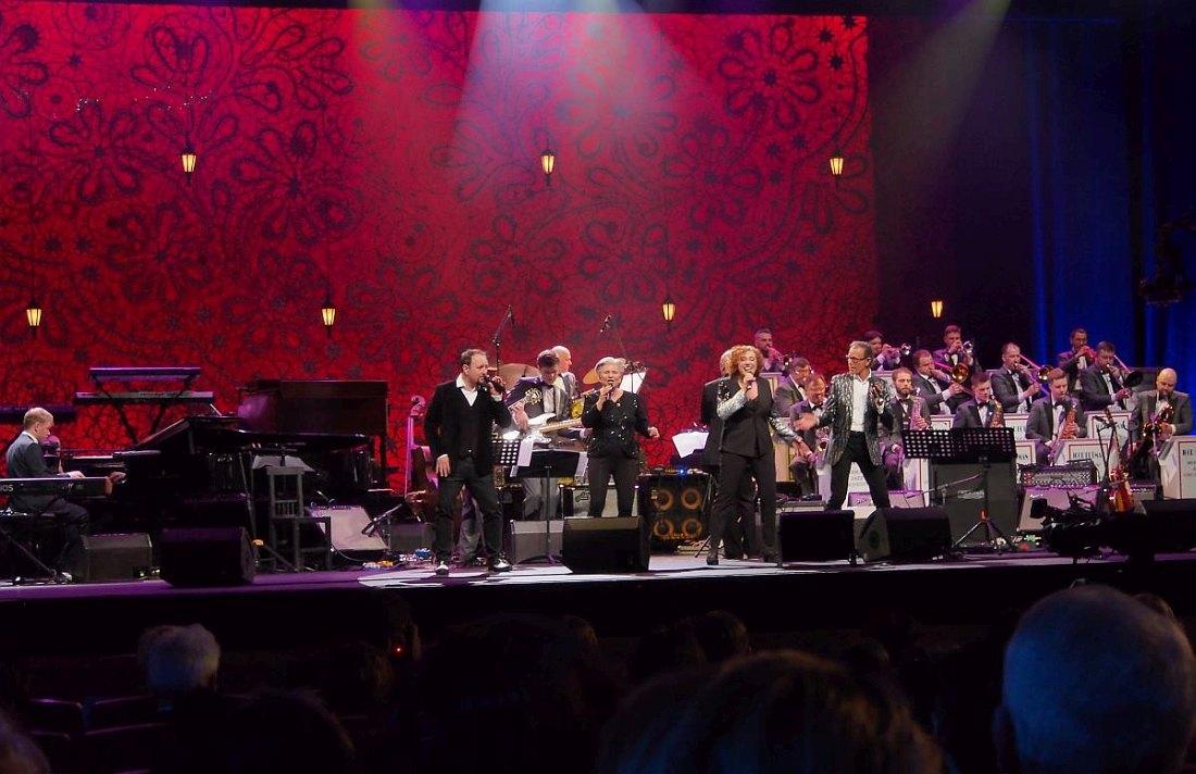 Гала-концерт. Manhattan Transfer и Московский джазовый оркестр