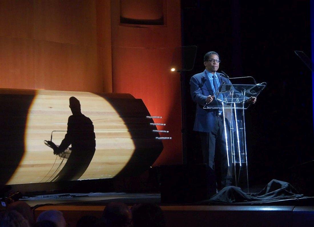 Посол доброй воли ЮНЕСКО Хёрби Хэнкок открывает Гала-концерт