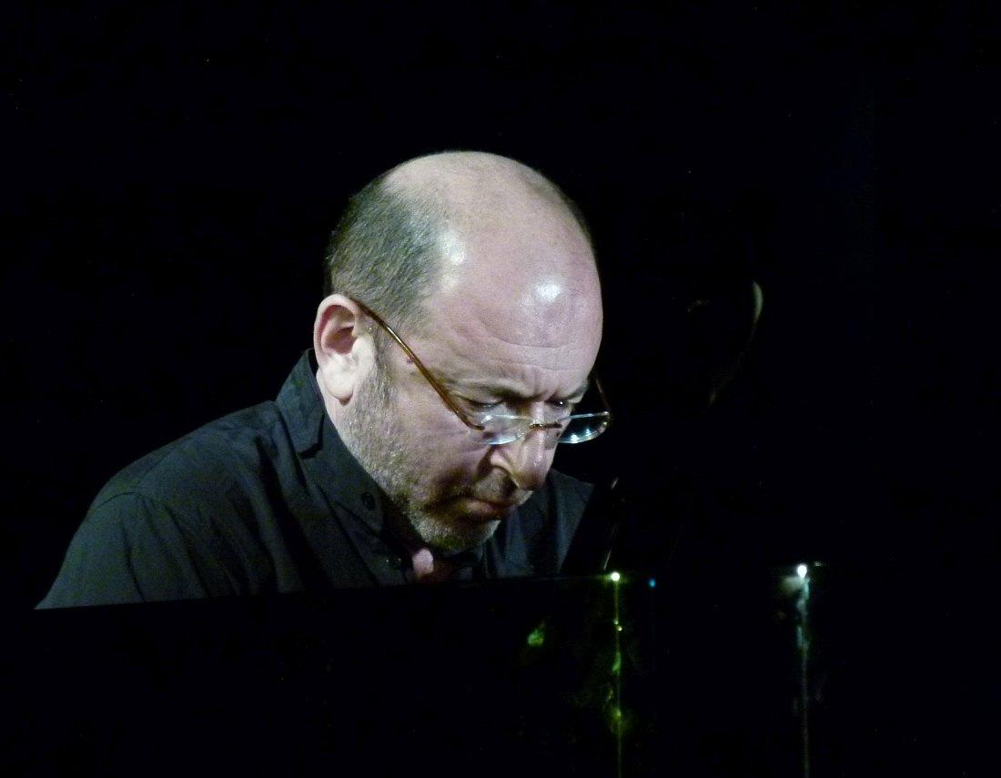 Михаил Альперин на фестивале «Джаз-Глобус», Иерусалим, 2011 (фото © Кирилл Мошков)
