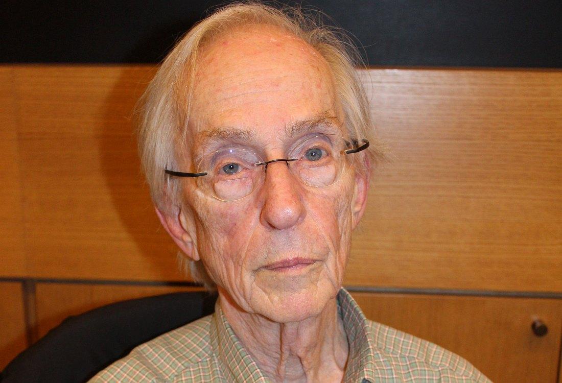 Говард Беккер в 2012 г.