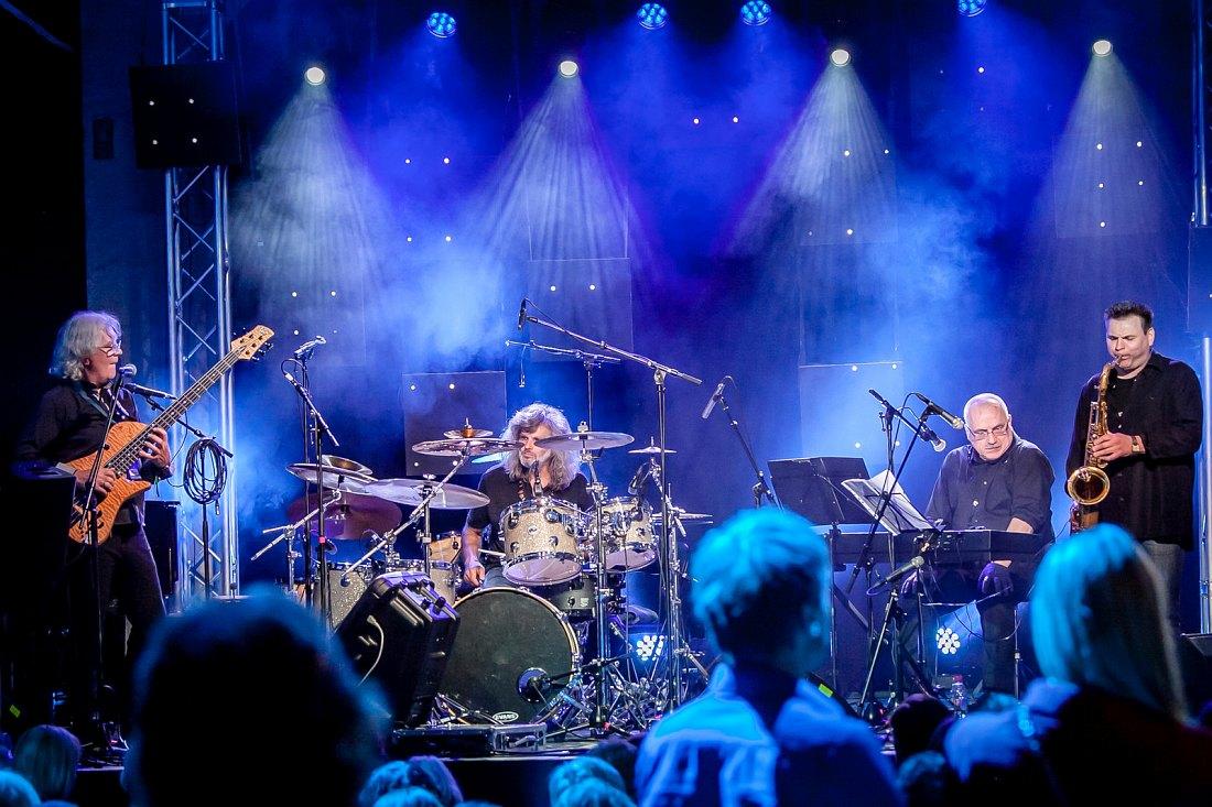 Leonidas Šinkarenko Quartet
