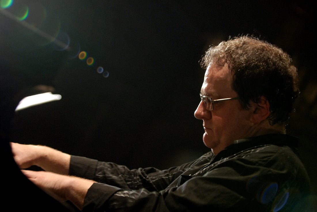 Андрей Разин (фото © Павел Корбут, 2008)