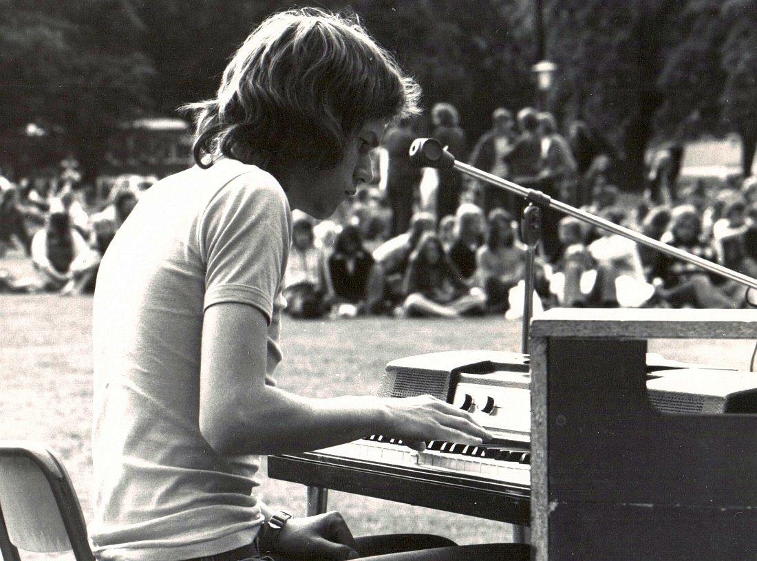Стен Санделл в 1970-е гг. (фото: klas sandell)