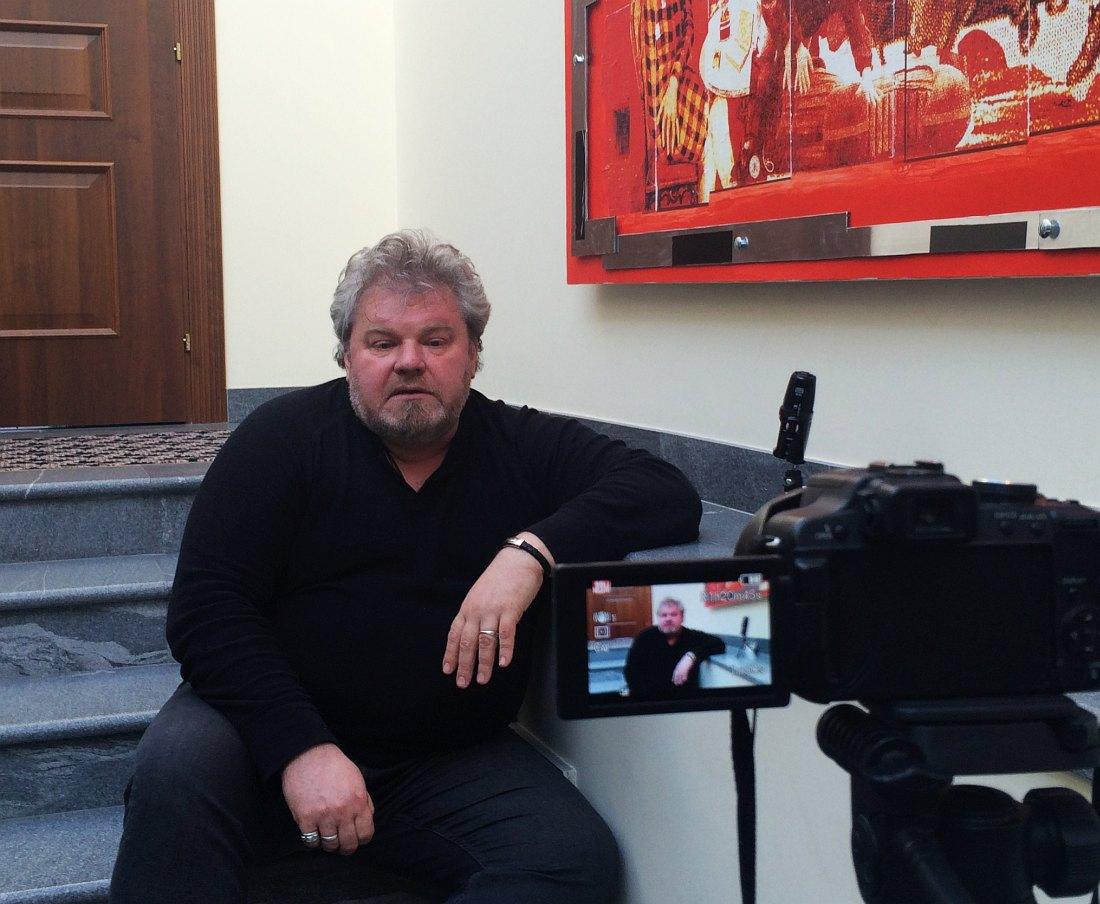 Интервью для «Джаз.Ру», лето 2017