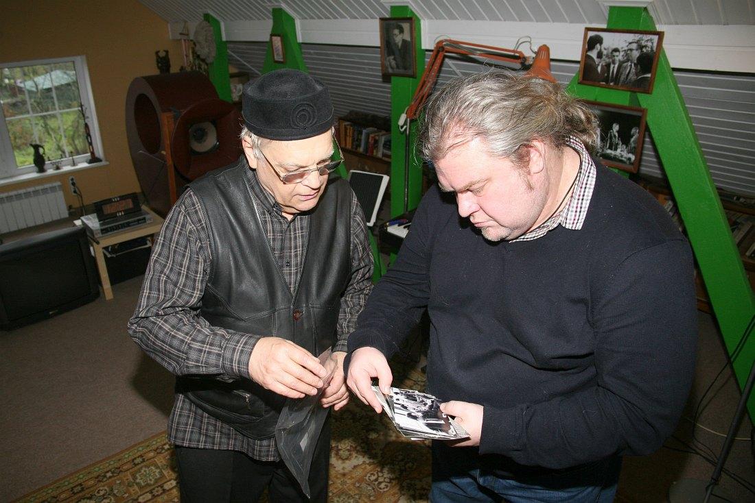Герман Лукьянов и Николай Богайчук