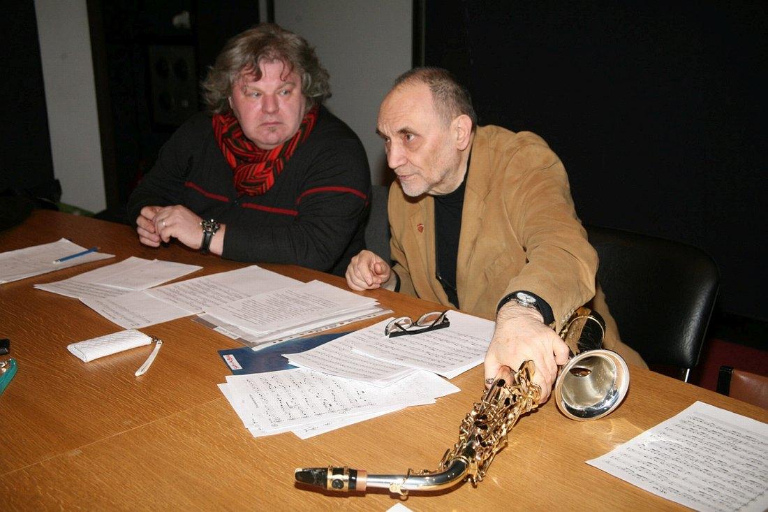 С Алексеем Козловым