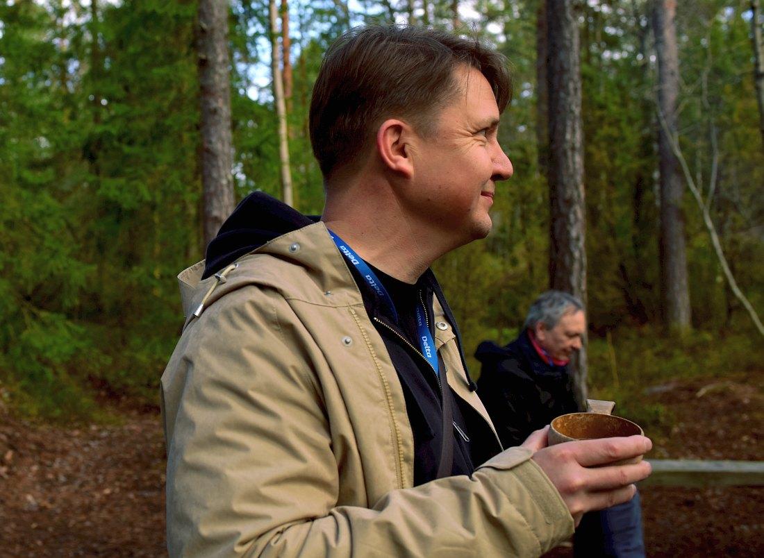 Matti Lappalainen (photo © Justus Matto)