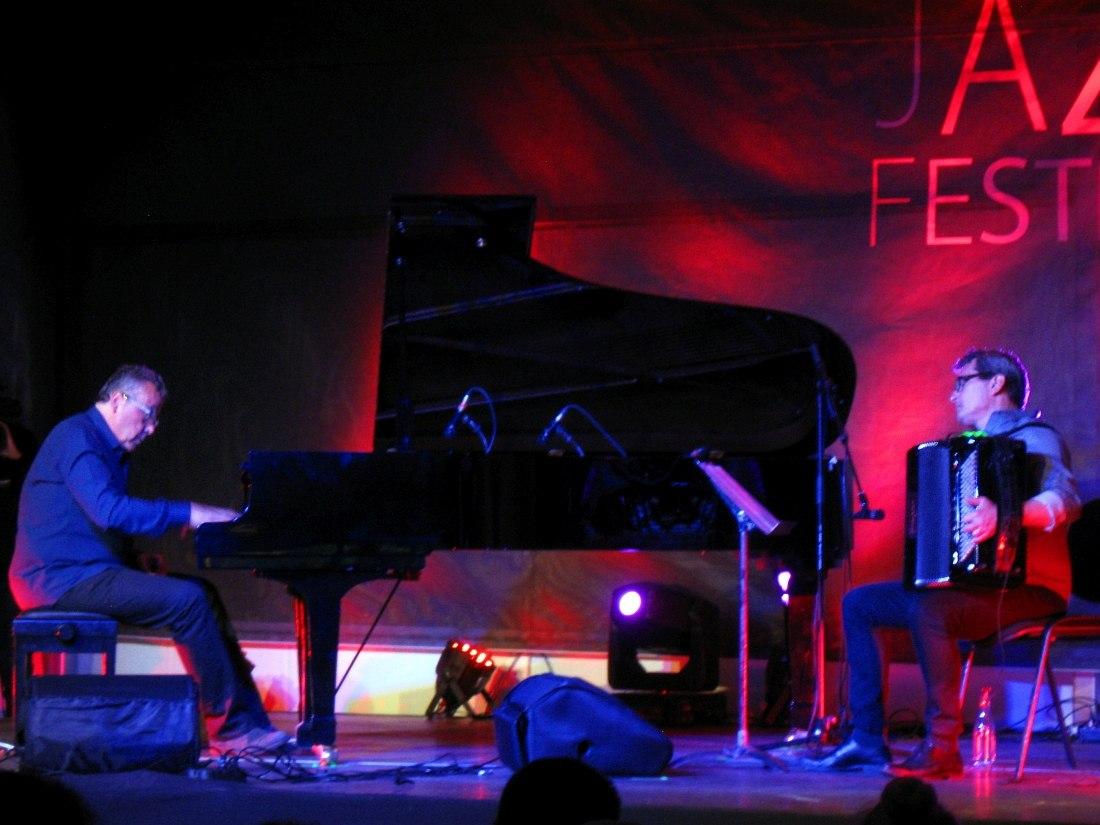 Жан-Мари Машадо и Дидье Итурсэрри, Франция. Фото: Алексей Воринов