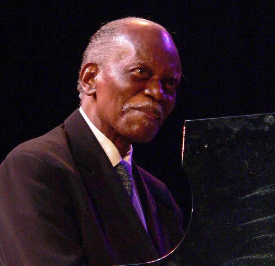 Hank Jones, 2006 (photo © Cyril Moshkow, Jazz.Ru Magazine)