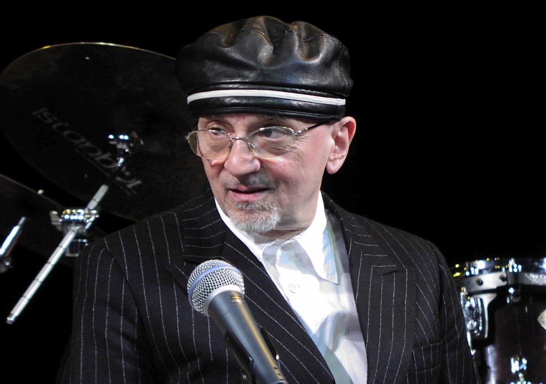 Tomasz Stańko (фото © Кирилл Мошков, «Джаз.Ру», 2004)