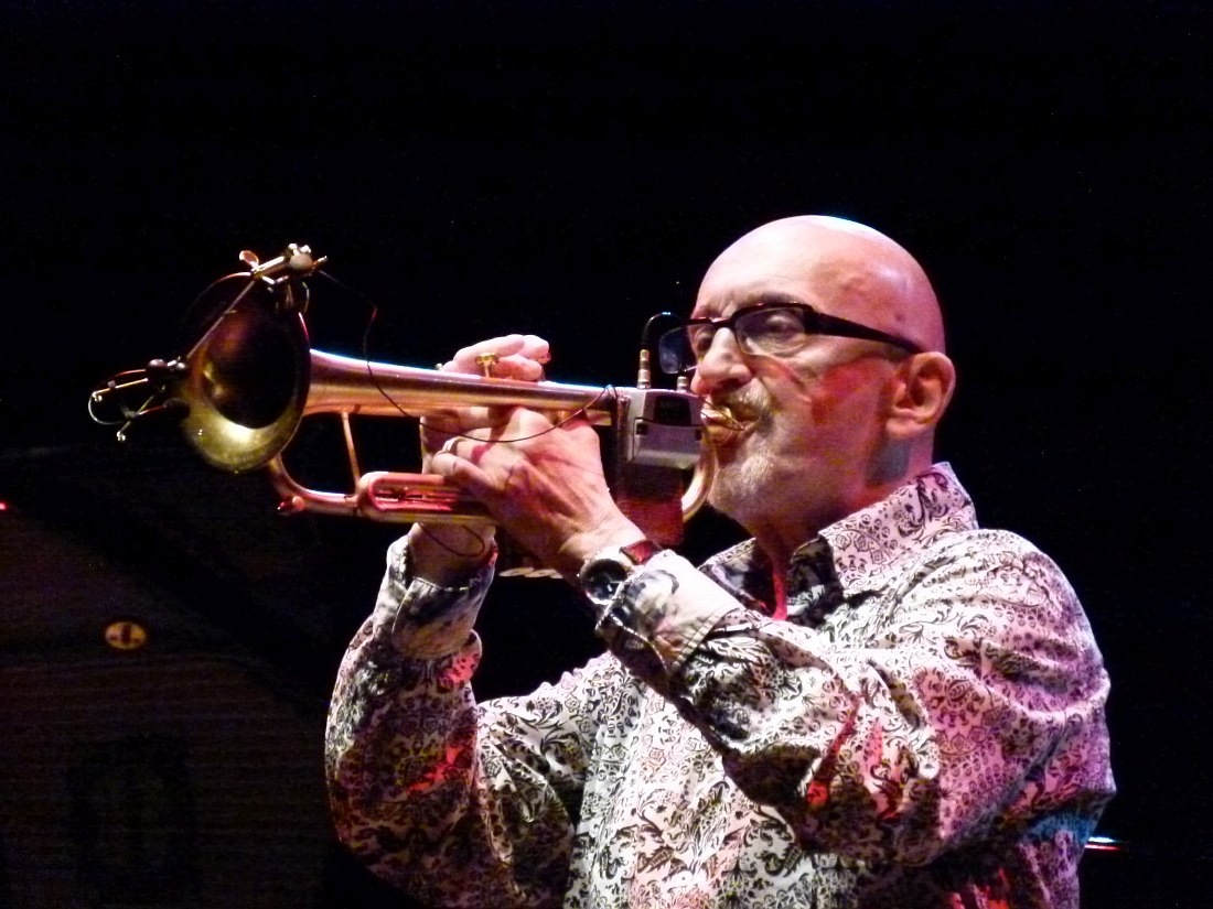 Томаш Станько на фестивале Bari in Jazz, 2011 (фото © Кирилл Мошков, «Джаз.Ру»)