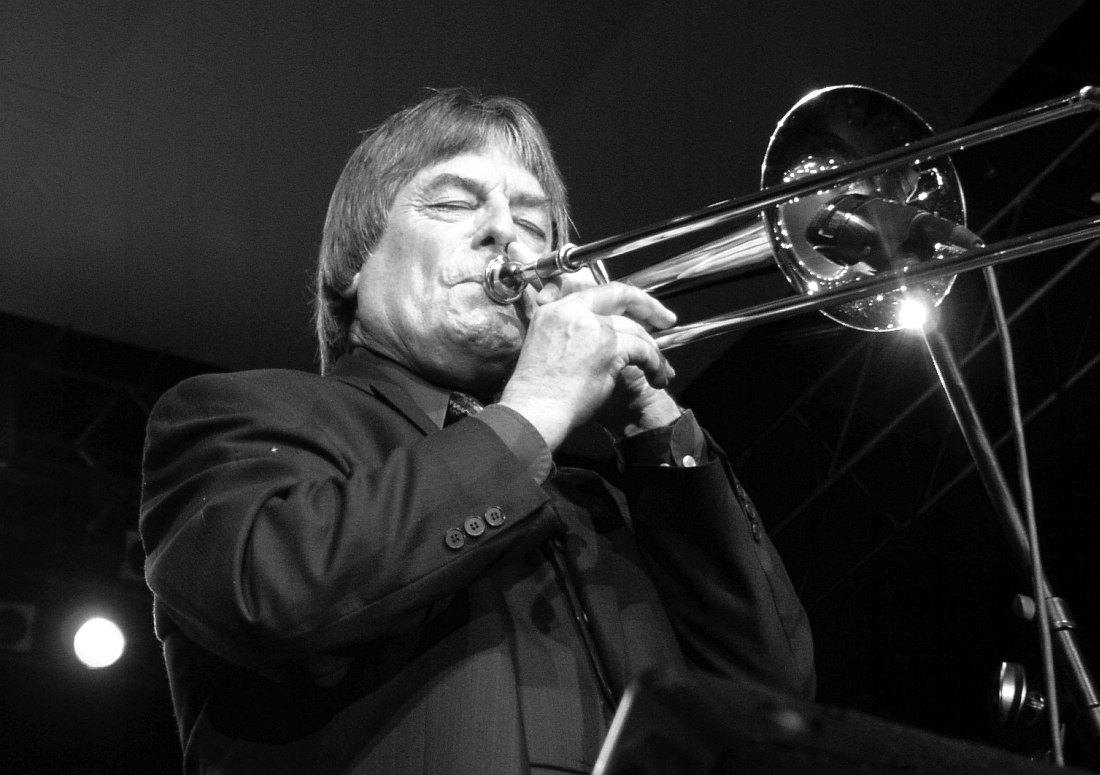 Bill Watrous (photo © Cyril Moshkow, Jazz.Ru, 2005)