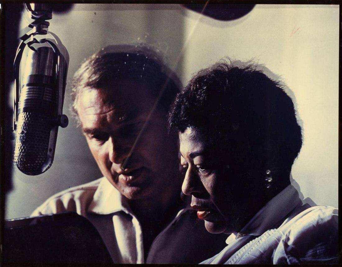 Норман Гранц и Элла Фицджералд, 1950
