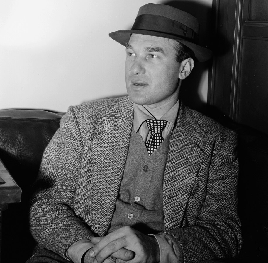 Norman Granz, 1947 (photo © William P. Gottlieb collection at the Library of Congress)