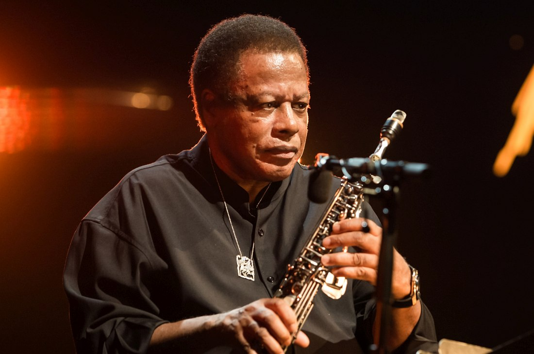 Wayne Shorter (photo © Montreux Jazz Festival, Lionel Flusin, 2014)