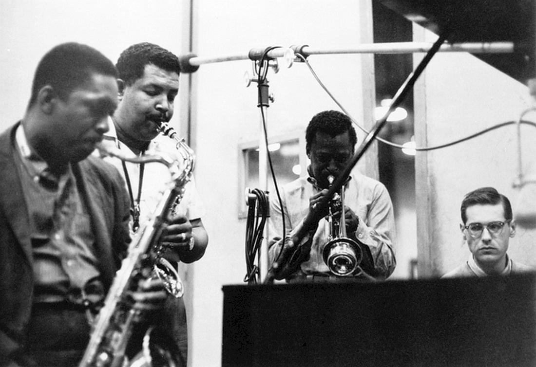 John Coltrane, Cannonball Adderley, Miles Davis, Bill Evans, 1959