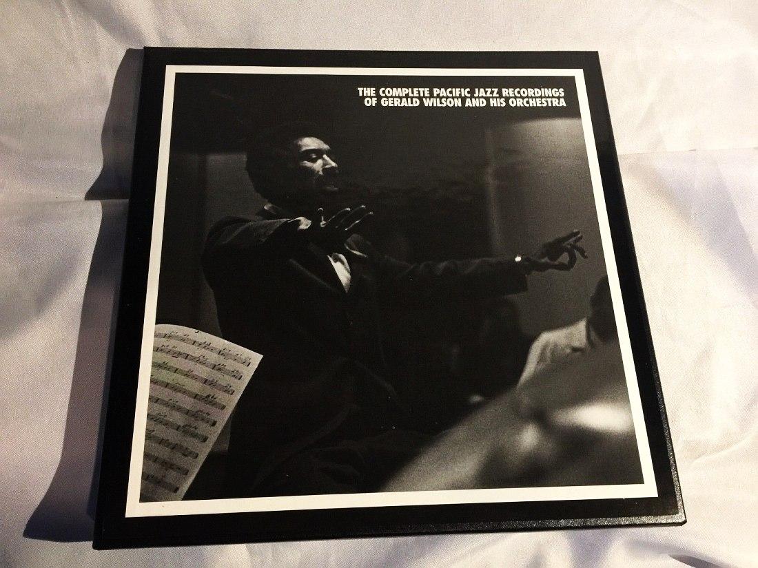 Полное собрание записей оркестра Джералда Уилсона на лейбле Pacific, выпущенное Кускуной на Mosaic