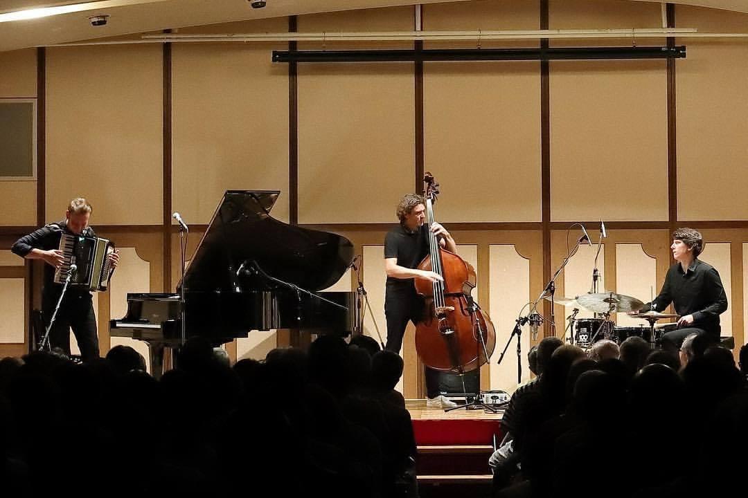 LRK Trio в Японии, 2017