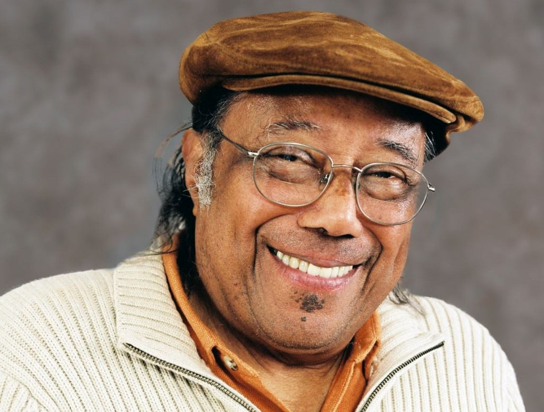 Horace Silver (photo © National Endowment for the Arts, Tom Pich)