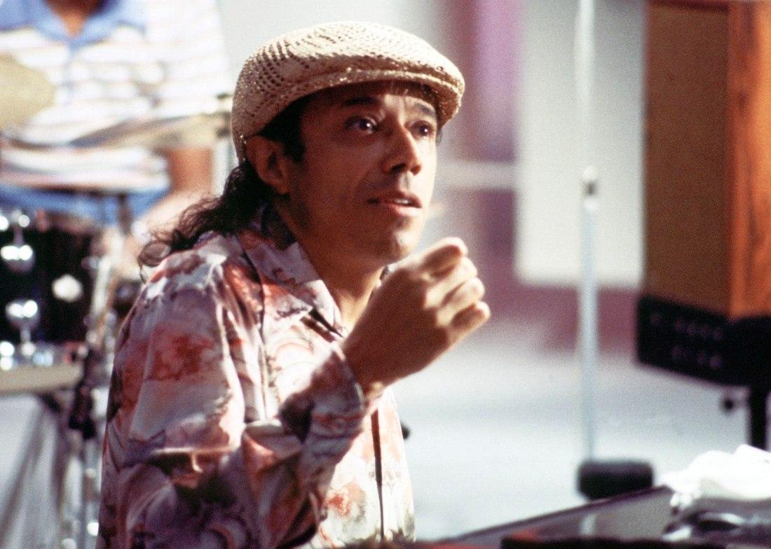 Хорас Силвер, съёмка для телевидения в Копенгагене (Дания), 1979 (photo © JazzSign/Lebrecht Music & Arts)
