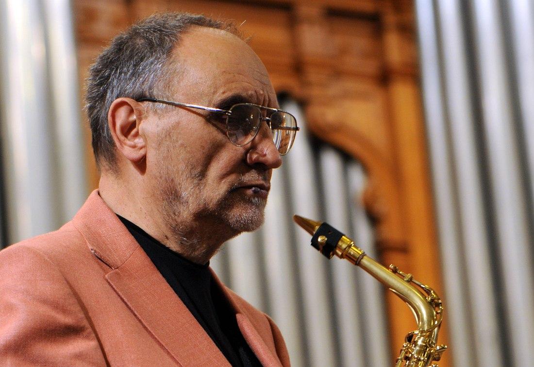Алексей Козлов в Малом зале Московской консерватории им. Чайковского, 2009