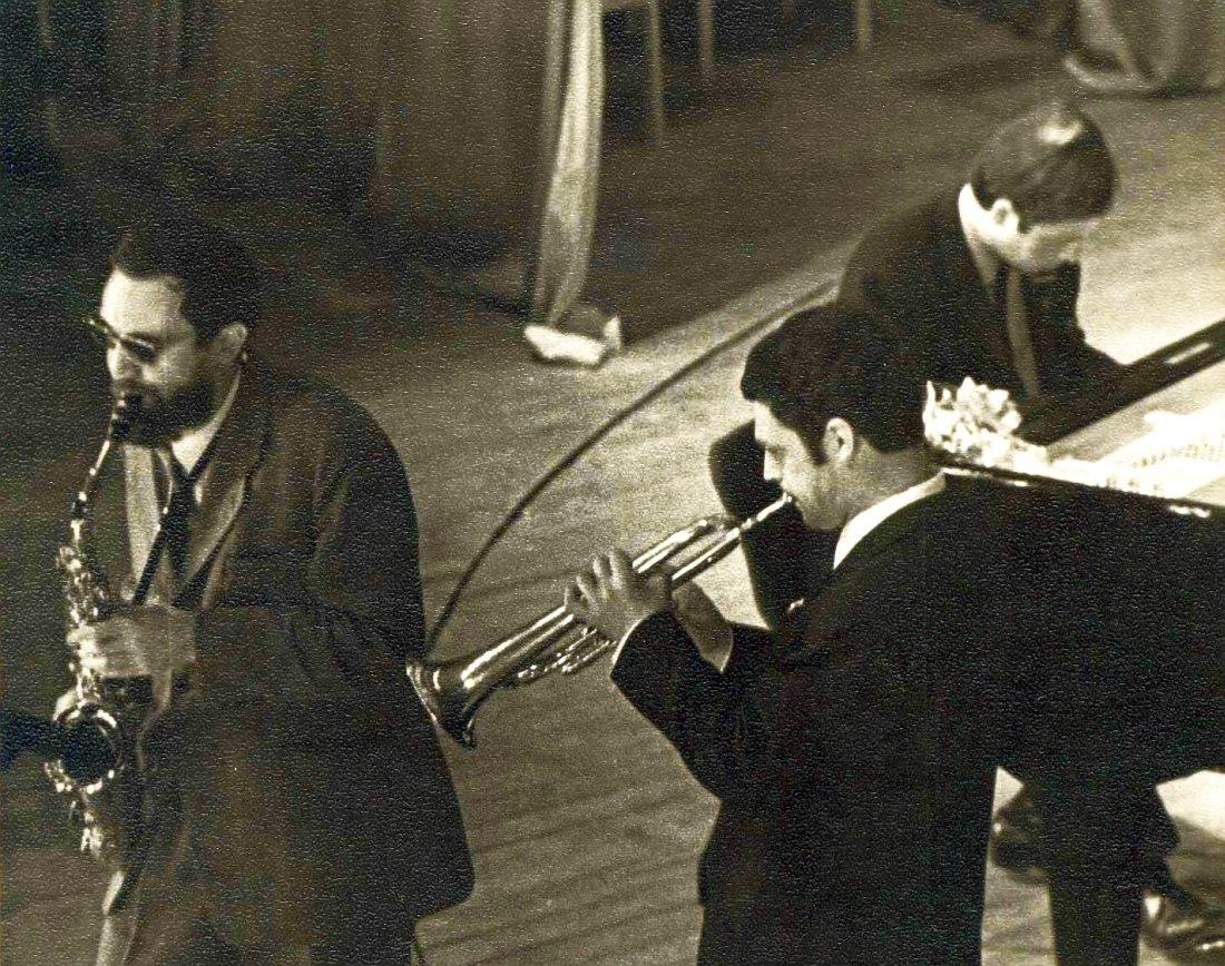 1971: Алексей Козлов, Герман Лукьянов, Игорь Бриль