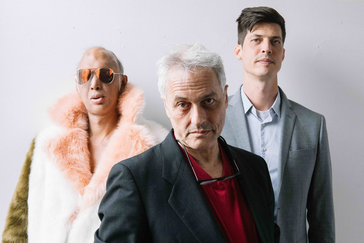 Ceramic Dog: Shahzad Ismaily, Ches Smith, Marc Ribot