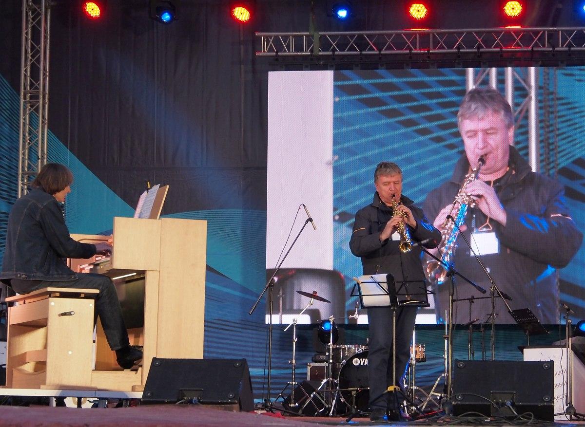 Владимир Хомяков и Игорь Паращук