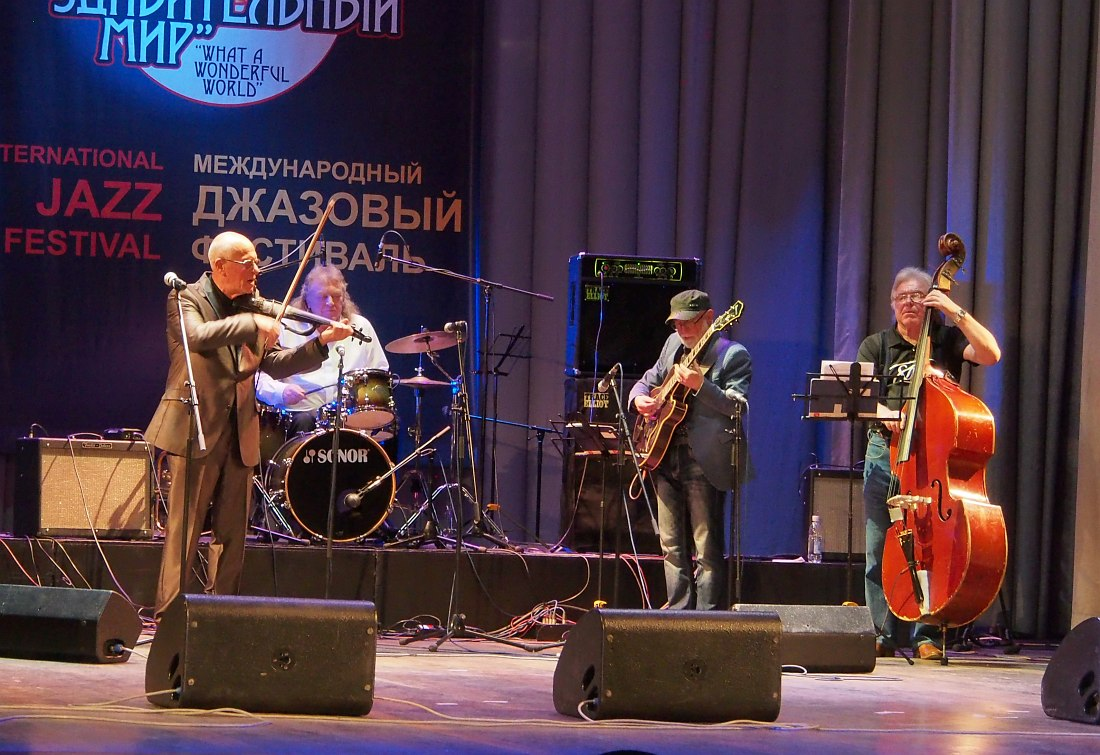 Давид Голощёкин, Виктор Риккер, Валерий Сундарев, Владимир Риккер