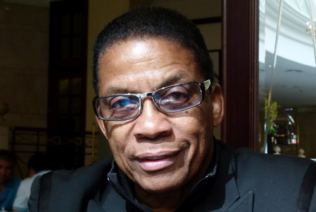 Herbie Hancock, 2012 (photo © Cyril Moshkow, Jazz.Ru Magazine, 2012)