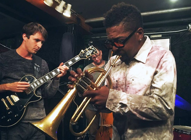 Рой Харгроув на джеме в Smalls, 18 сентября 2018 (фото © New York Jazz Connection)