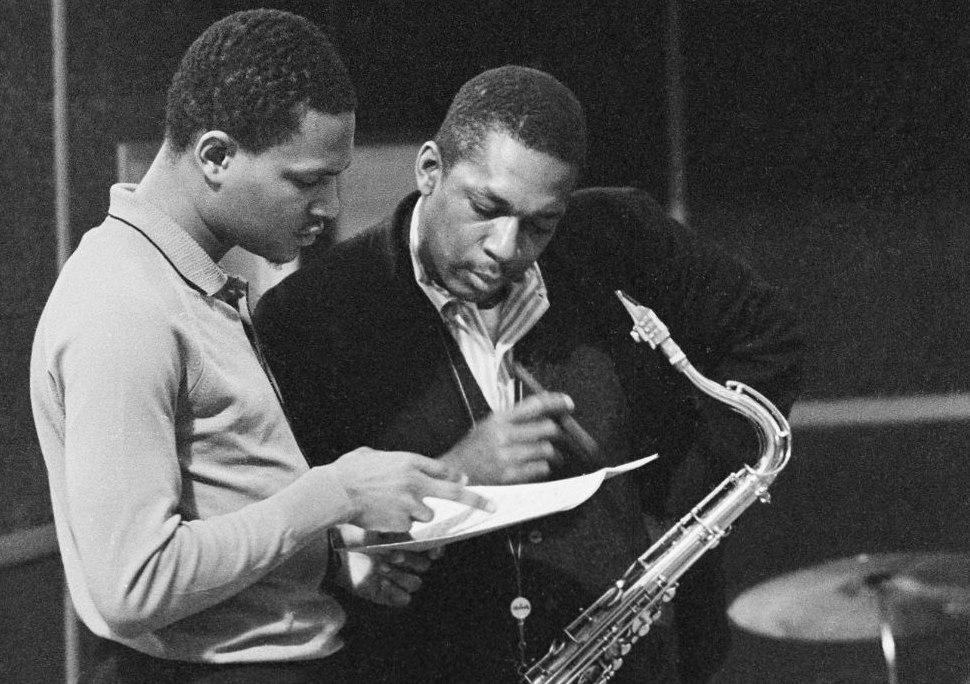 McCoy Tyner, John Coltrane, 1964